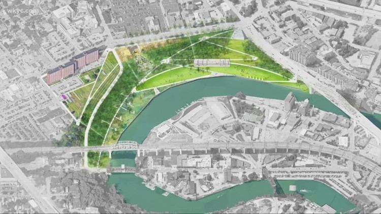 Cleveland's Irishtown Bend Park project secures necessary funding, set to open in 2026