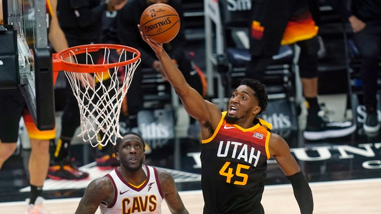 Utah Jazz run win streak to 6 games with 114-75 win over Cleveland Cavaliers