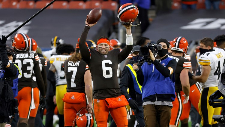 Cleveland Browns' march to the playoffs wins Best Moment in Cleveland Sports at Greater Cleveland Sports Awards