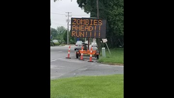 Think you can write a funny highway sign? Here's your chance
