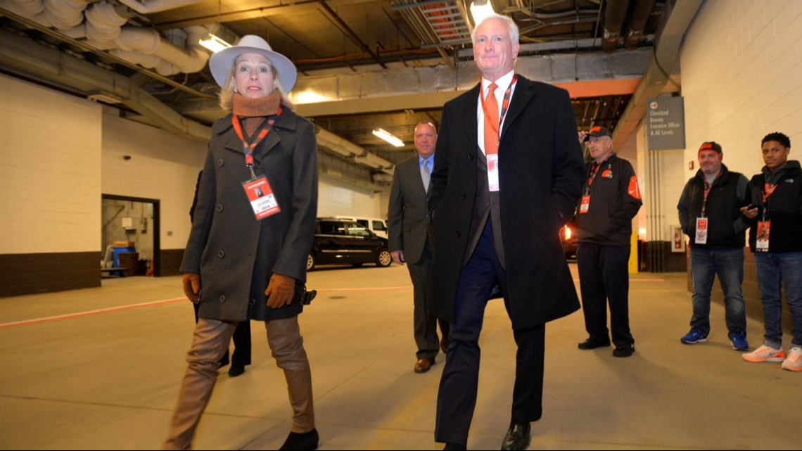 """""""Dear Jimmy and Dee Haslam"""": Cleveland Browns owners deserve credit for putting the right people in place at last"""