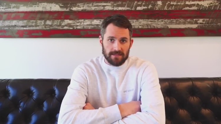 Cleveland Cavaliers star Kevin Love shares tips to ease your mind
