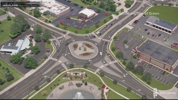 City of Green embraces the benefits of roundabouts, but not everyone is on board