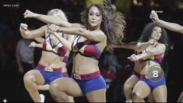 Cleveland Cavaliers replace 'Cavalier Girls' with co-ed dance team