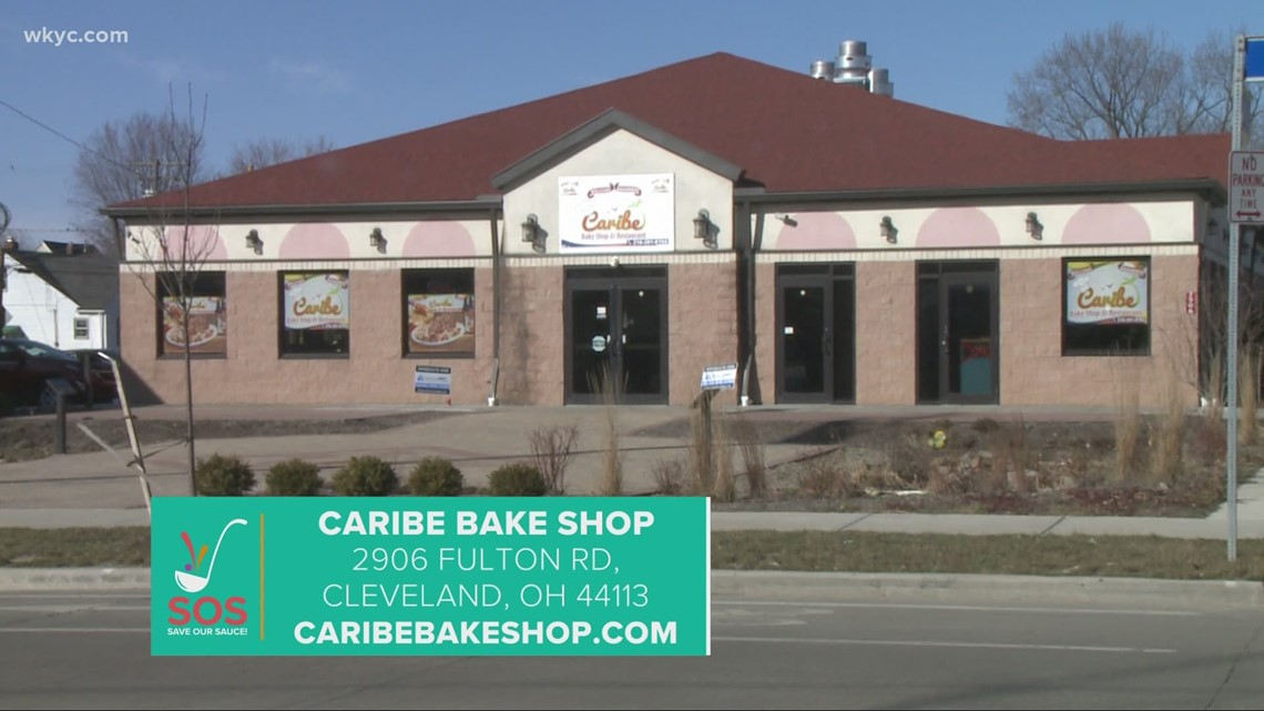 Caribe Bake Shop in Cleveland: 'Save our Sauce' campaign