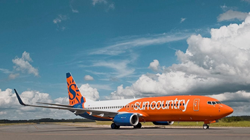 Sun Country Airlines to offer nonstop service from Cleveland to Minneapolis starting in May 2020