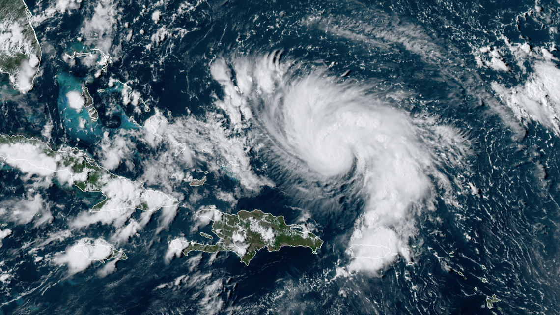 Report: Hurricane Dorian inflicted $3.4B losses on Bahamas