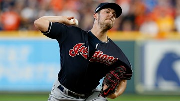 REPORT: Cleveland Indians discussing potential Corey Kluber, Trevor Bauer trades with Cincinnati Reds