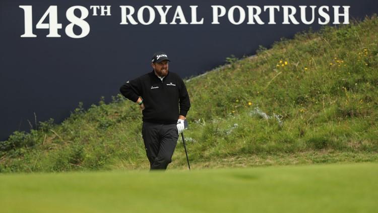 Shane Lowry British Open Golf