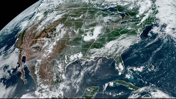 Stormy weather in store for the Upper Midwest