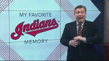 Jim Donovan's favorite Cleveland Indians moment of all time