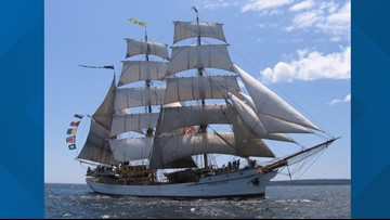 Set sail! Tall Ships Festival takes over Cleveland
