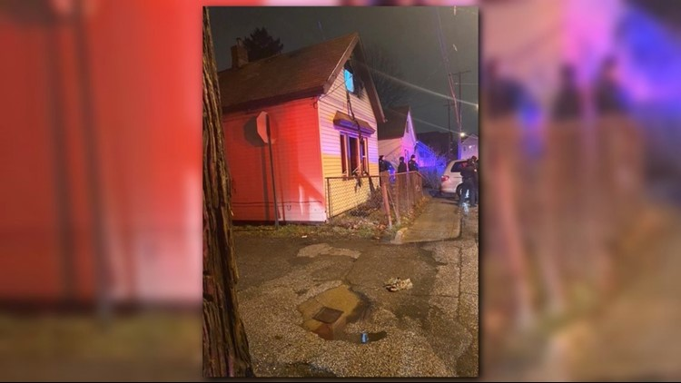 Woman killed in Sunday morning house fire on Cleveland's West Side
