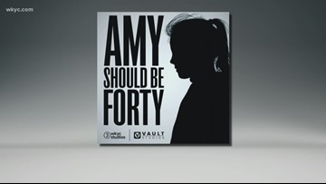 Make sure you check out  Amy Should Be Forty podcast