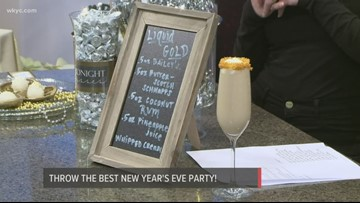 How to throw the best New Year's Eve party