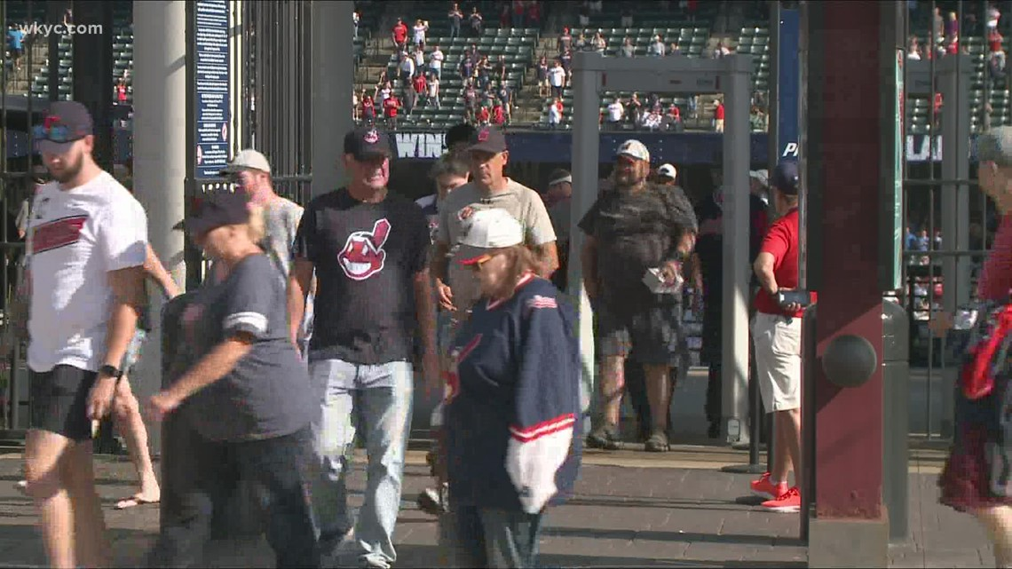 The Final Goodbye: Fans cherish memories after team plays final home game as Cleveland Indians