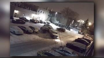 Shaker Heights Police seek help identifying reckless parking lot driver