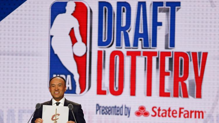 Cleveland Cavaliers land No. 3 pick in 2021 NBA Draft Lottery