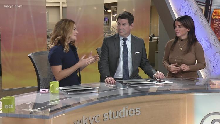 'GO!' team discusses William Shatner's voyage into space