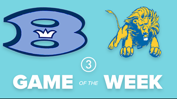 Takeaways help Benedictine beat Notre Dame-Cathedral Latin 38-20 in WKYC.com High School Football Game of the Week