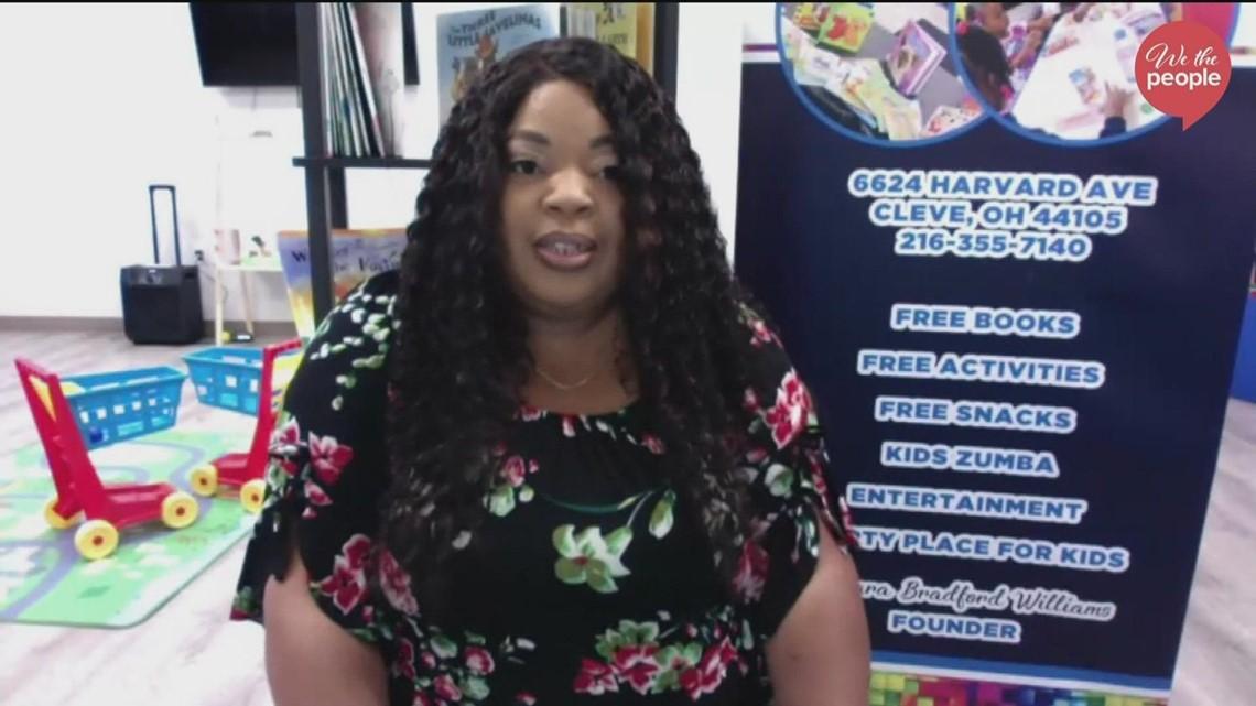 Barbara-Bradford-Williams: JBS Lunch and Literacy