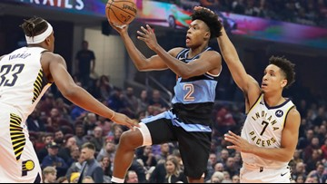 Cleveland Cavaliers pick up guard Collin Sexton's third-year contract option