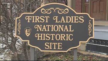 Inside Canton's First Ladies' Library and National Historic Site