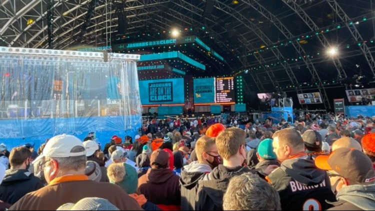 RECAP | 2021 NFL Draft wraps in Cleveland: Sights, sounds and top moments