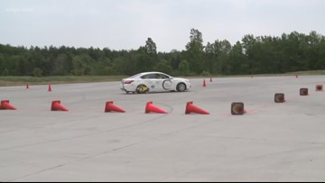 Driving Skills Pad helps teens 'take control' in Medina County
