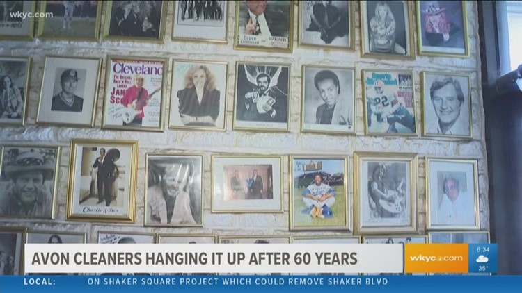Avon Cleaners closing its legendary business after 60 years