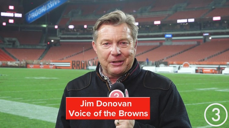 JIMMY'S TAKE: D'Ernest Johnson 'is Hero No. 1' as Cleveland Browns beat Denver Broncos