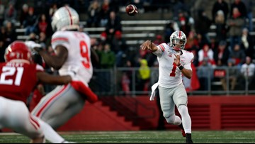 Ohio State remains No. 1 in College Football Playoff rankings