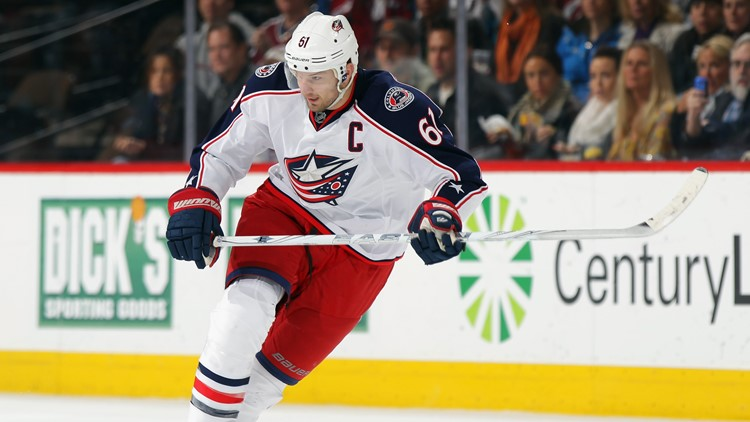 Former Columbus Blue Jackets captain Rick Nash retires from NHL 2