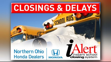 School closings and delays: See the list
