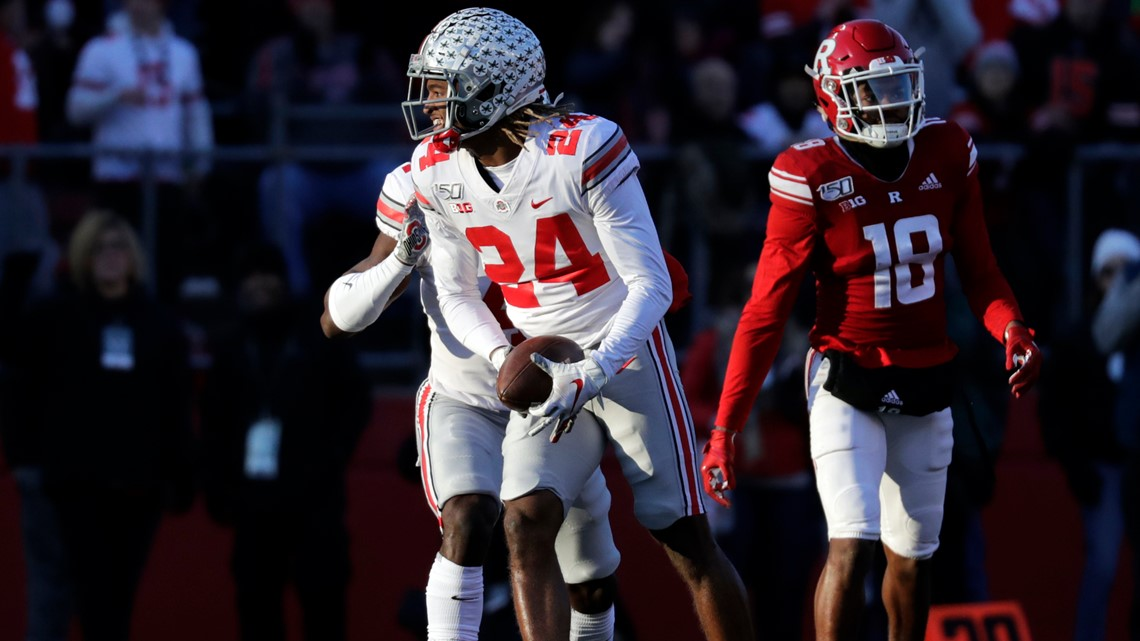 Ohio State DB Shaun Wade ejected for targeting vs. Clemson