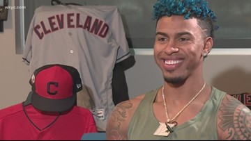 Cleveland Indians shortstop Francisco Lindor reveals why he loves 'Duck Dynasty' and what song he always sings in the shower: 'Beyond the Dugout'