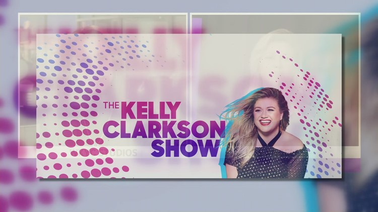 Kelly Clarkson talks to Betsy Kling about new talk show to air on WKYC