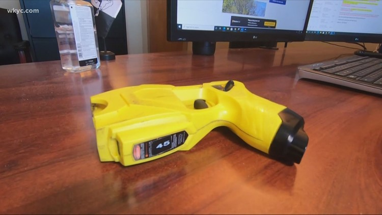 Local police weigh in on Taser protocol