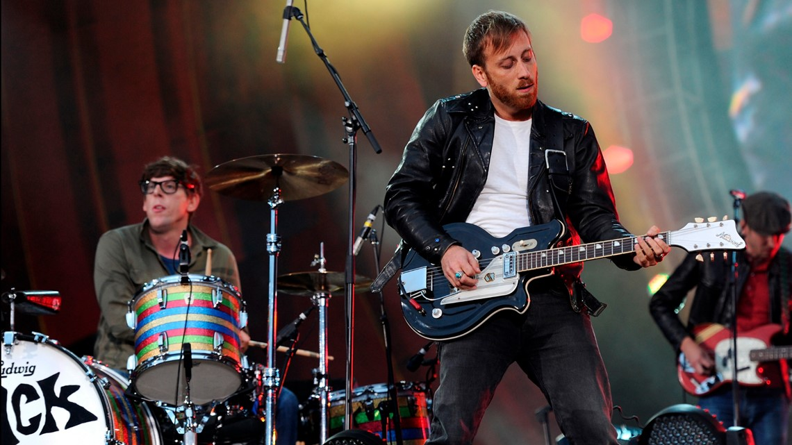 The Black Keys coming to Blossom Music Center with 2020 tour