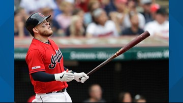 Cleveland Indians trim Minnesota Twins 7-5 to salvage Central series finale