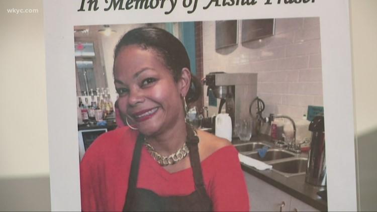 Sunday marks 1 year since Aisha Fraser's brutal murder at the hands of her ex-husband, a former NE Ohio politician
