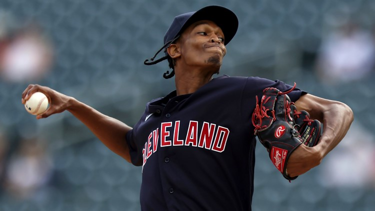 Triston McKenzie, Cleveland Indians take 1st game of doubleheader; Minnesota Twins gain split with Game 2 win