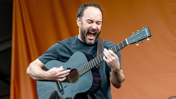Dave Matthews Band reacts to Rock Hall induction snub