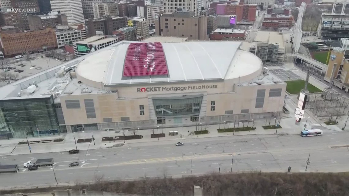 Rock Hall moves induction ceremony to Rocket Mortgage Fieldhouse