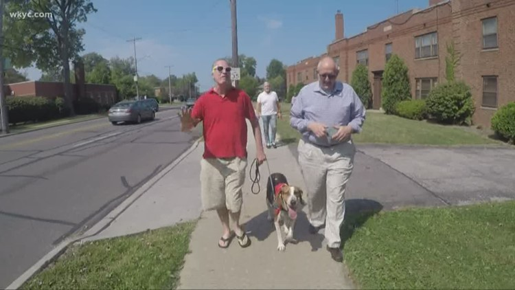 Use your dog to help sniff out crime in Cleveland Heights
