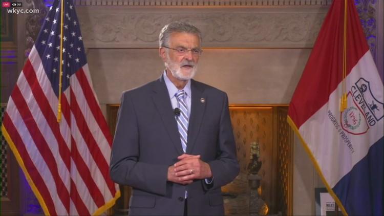 Cleveland Mayor Frank Jackson announces he won't seek 5th term during 'Tele-Town Hall'