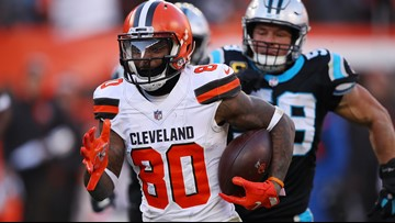 Cleveland Browns WR Jarvis Landry added to Pro Bowl roster