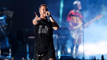Imagine Dragons picked for Pro Football Hall of Fame concert in August