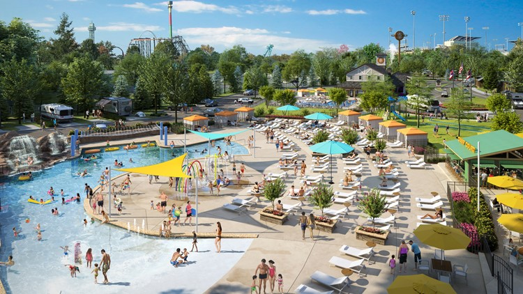 Kings Island Camp Cedar: First look at the new $27 million luxury resort opening in June