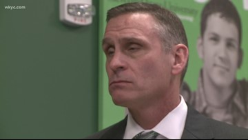 Cleveland State Athletic Director Mike Thomas will step down at end of year
